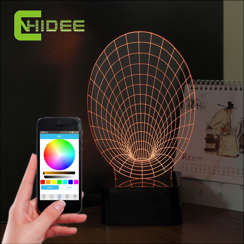 CNHidee Gramophone 3D Music Night Light Wedding Decoration Desk Table Led Lampara USB Light for Bedroom Study Room Kitchen<br><br>Aliexpress