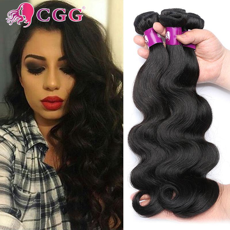 Mink Malaysian Virgin Hair Body Wave 3 pcs Malaysian Body Wave Virgin Hair Wet and Wavy Human Hair Bundles Weave CGG Human Hair<br><br>Aliexpress