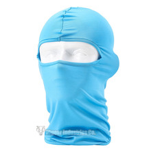 Airsoft Paintball Cycling Hunting CS Mask Breathable Rattlesnake Tactical  Full Face Balaclava BF007 Skype Blue 10pcs/lot
