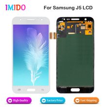 China Supplier LCD For Samsung Galaxy J5 J500fn J500M LCD Display 2015 Touch Screen Digitizer Assembly Replacement Parts(China)