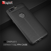 For Oneplus 5 Case One Plus Silicone Case(China)