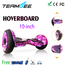 Balance Board Hoverboard Gyroscooter Smart Balance 10'' inch Kick Scooter Electric Motorcycles Elektro Scooter Monowheel