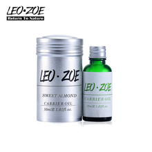 Well-known brand LEOZOE Sweet almond oil Certificate of origin France High quality Aromatherapy Sweet almond oil 30ML(China)