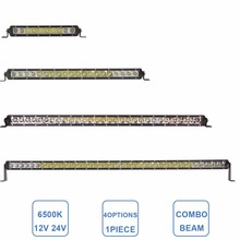 13 21 31 41 Inch Offroad 50W 100W 150W 200W LED LIGHT BAR CAR AUTO SUV TRUCK WAGON PICKUP TRAILER ATV 4X4 AWD BUMPER HEADLIGHT