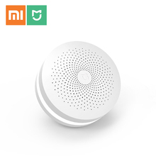 Buy Xiaomi Multifunctio Gateway 2 Smart Control Center Smart Home Kit Upgrade Version Two Control Radio Doorbell Ring Built for $28.85 in AliExpress store