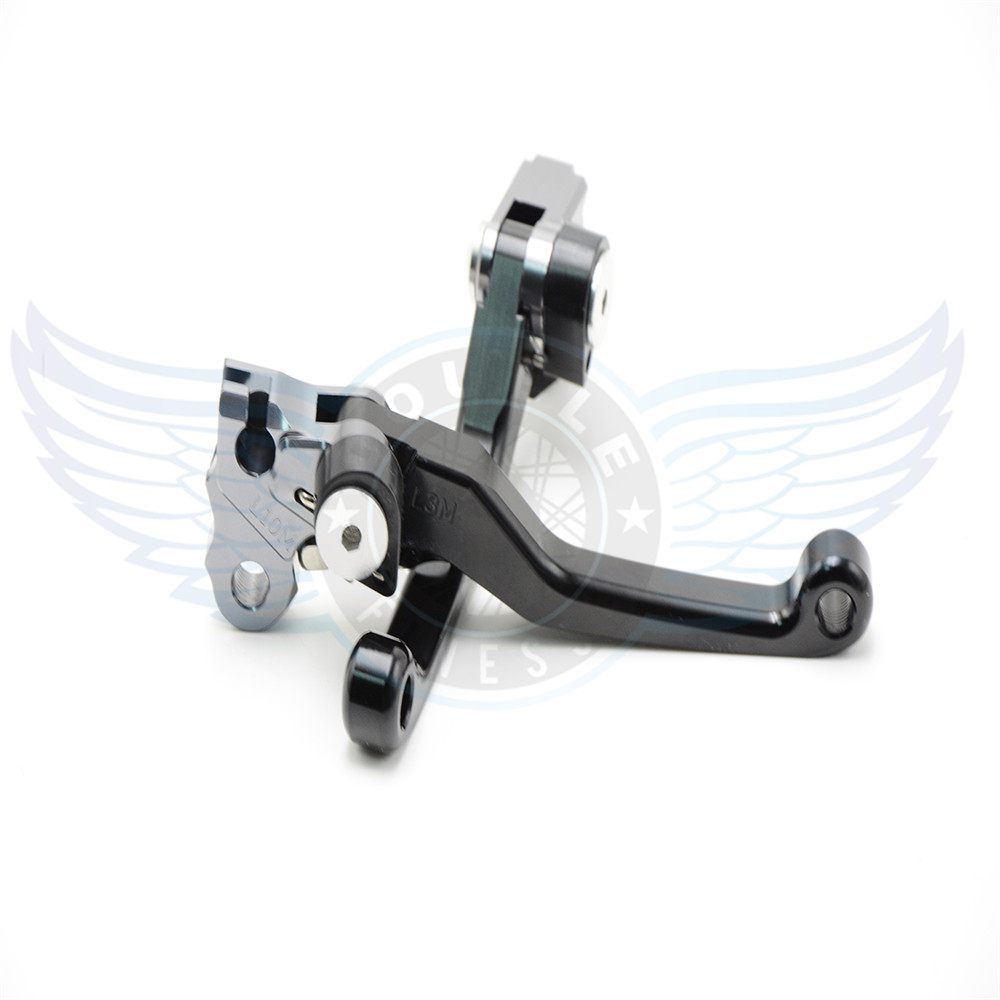 high quality CNC motorcycle Pivot Brake Clutch Levers black brake lever For KTM EXC EXC-R XC XC-W XC-F SX 300 505 400 450 530<br><br>Aliexpress