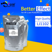 500g/pcs refill toner powder CE285A compatible for HP LaserJet pro P1102 P1102W M1132 M1212nf printer , for toner hp 85a