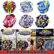 Beyblade Metal Funsion 4D Beyblade Burst B-86 B-92 B-48 B-66 B-59 B-34 With Launcher And Handle Spinning Top Fighting Gyro(China)