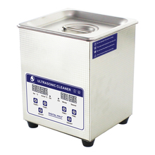 Skymen Digital Ultrasonic Cleaner Bath 2L 60W 40kHz(China)