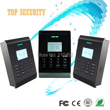 Black and white screen linux system TCP/IP MF card access control reader access control system SC403 free shipping(China)