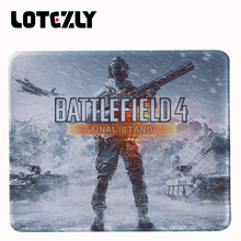 Battlefield 4 Final Stand News Sell New Small Size Mouse Pad Non-Skid Rubber Pad Mouse Pads Decorate Your Desk