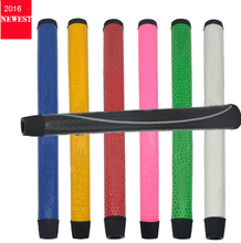 Newest High Quality SC Golf Club Grip Midsize PU Golf Putter Grip 7 Colors You Can Choose Golf Training Sport Training Golf Grip