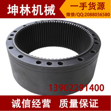 Doosan Daewoo excavator slewing ring DH225-7 21 hole 82 pieces of gear teeth of excavator