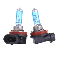 12V 55W  H11 Car Fog Light Bulb Lamp Super White Halogen Car Auto Head Lamp H11 Car Styling for Car Headlight Bulb 2pcs Newest