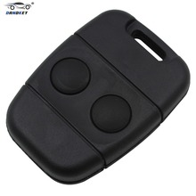 DANDKEY 2 Button Remote Key Shell Case Cover for Rover Land Rover Freelander ZS ZR 200 400 25 45 2 Buttons