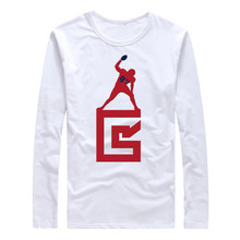 2017 Autumn Winter Men #87 Rob Gronkowski Logo T-Shirt Long Sleeve Patriots Tees T SHIRT Men's New England W1030016