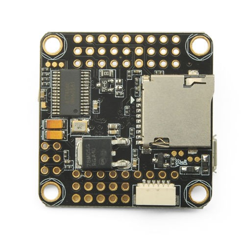 OMNIBUS F3 AIO Flight Controller Built-in OSD STM32 F303 MCU SD Slot for DIY FPV Drone