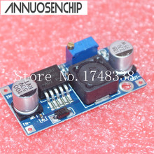 10pcs DC-DC Step Down Converter Module LM2596 DC 4.0~40 to 1.3-37V Adjustable Voltage Regulator LM2596S-ADJ(China)