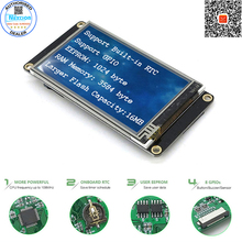 "3.2"" Nextion Enhanced HMI Intelligent Smart USART UART Serial Touch TFT LCD Module Display Panel for Arduino Kits Raspberry Pi(China)"