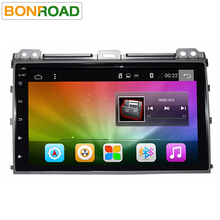 "9""2Din 1024*600 Android 6.0Ram 2G Car Stereo PC Tablet Universal For Prado 120 Land Cruiser 120,2002-2009 GPS Navi Radio Audio"