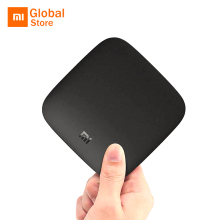 Global Version Xiaomi Mi Box 3 Android 6.0 Smart Set-top TV Box Quad Core Youtube Netflix 4K DTS Dolby HDR Media Player
