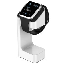 Para a apple watch stand acessórios, carregamento stand holder suporte para apple watch compatível com apple watch 38mm/42mm(China)