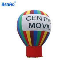 AG039 Inflatable cold air balloon for advertising,big inflatable ground balloon for advertisement(China)