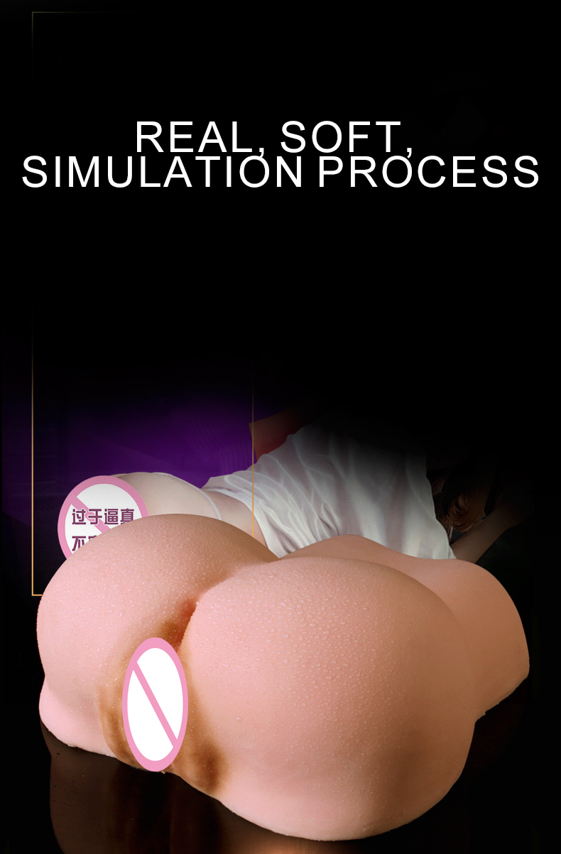 2017 Products Sex shop hot big ass silicone pussy artificial vagina anal sexy sex japanese sex doll for male masturbator for men