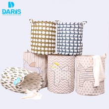 Waterproof Dirty Toy Clothes Children Laundry Basket Folding Storage Basket Picnic Box Bag Organizer Big Laundry Hamper Kids