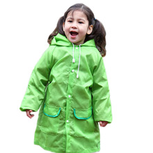 Kids Rain Coat children Raincoat Rainwear/Rainsuit,Kids Waterproof Animal Raincoat 1pcs