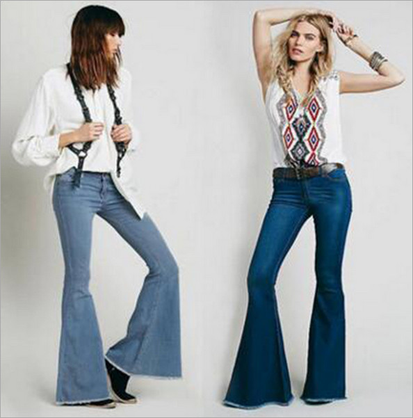 BONJEAN Brand Four Seasons Long Section Of Europe and American Jeans New Womens Jeans Fashion Wild Janes Flare PantsОдежда и ак�е��уары<br><br><br>Aliexpress