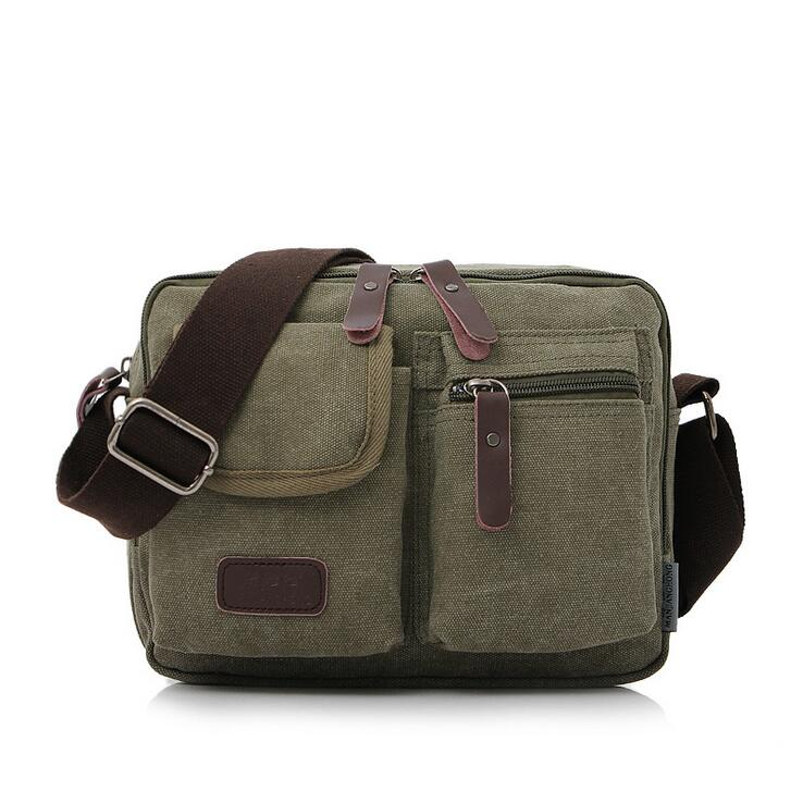 Mens Crossbody Bag shoulder bag canvas fashion Ipad bags messenger bag <br><br>Aliexpress