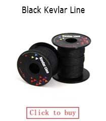 kevlar black