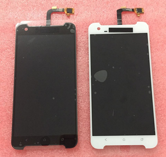 LCD Screen display+touch sreen Digitizer For HTC One X9 black/white /Gold color free shipping<br><br>Aliexpress