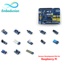 Mini PC Starter Kit Accessories Package with Expansion Board ARPI600 & various Sensors for Raspberry Pi(China)
