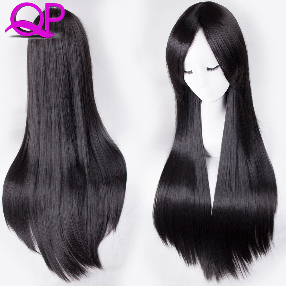 Long cos play Straight Wigs Cosplay Wig synthetic Hair Wig Bangs Blonde Costume Party Wigs For Women 22 Colors<br><br>Aliexpress