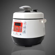110V /Automatic pressure control system/ Humanized design /Multi-function Intelligent  electric pressure cooker//271211