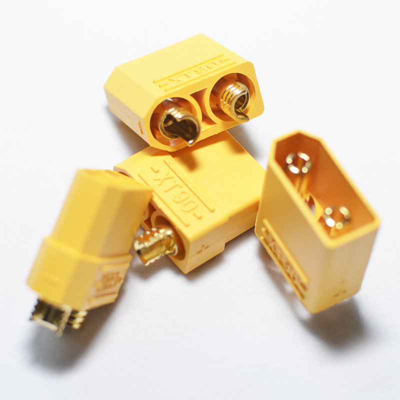 1 Pair High Quality XT90 Connectors for battery ESC Hobby model<br><br>Aliexpress