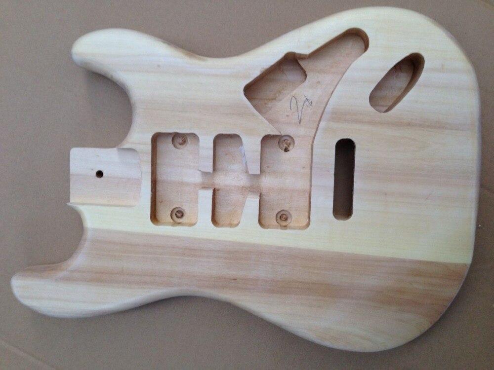 ST electric guitar body alderwood guitar DIY accessory<br><br>Aliexpress