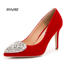 2017 Crystal Wedding Dres Shoes Super High Heel Night Club Shoes Special Occasion Shoes Party Prom Dress Shoes