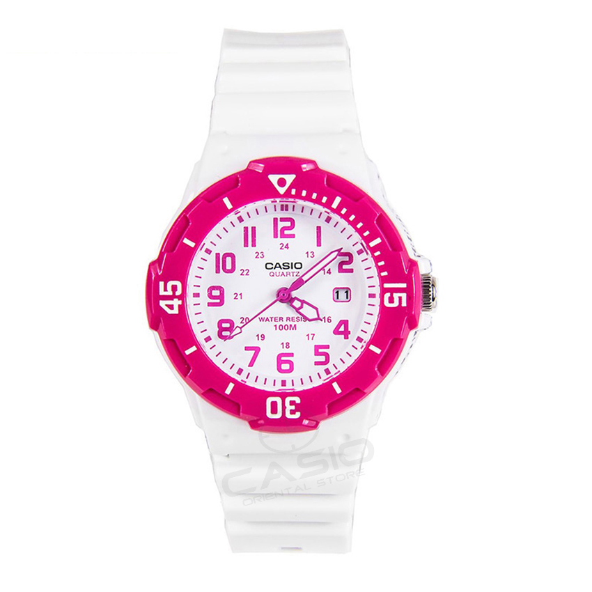 CASIO Watch LRW-200H-4B Silicone Strap Sports Date day Women Lovers Couple Watches Waterproof gift relogio feminino table clock<br>