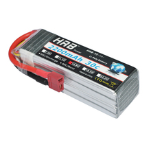 2pcs HRB Lipo RC Battery 14.8V 2200mAh 30C-60C for Helicopter RC Multicopter Quadcopter AKKU(China)