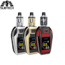 Buy Hot sell Original 80w electronic cigarette built -in 4200mah battery 2ml Tank vape huge vapor 80w e cigarette vaporizer for $27.99 in AliExpress store