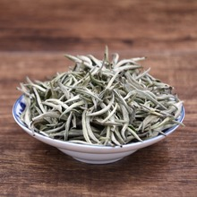 100g Weight Bai Hao Yin Zhen White Tea Bai Hao Silver Needle White Tea Chinese Silver Needle Tea High Quality Organic Tea(China)