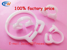 manufacture Nylon Plastic 35mm -38mm tube clamp for pipes