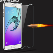 Premium Tempered Glass Screen Film Case For Samsung Galaxy J1 J3 J5 J7 Prime G570 G610 A3 A5 old 2015 2016 A310 duos J120 J320