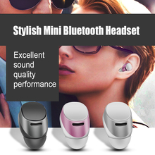 Super Mini Stereo Mini7 Invisible Bluetooth Headset Wireless V4.1 Handfree Smallest Earphone For Samsung/iphone/lg/htc/xiaomi