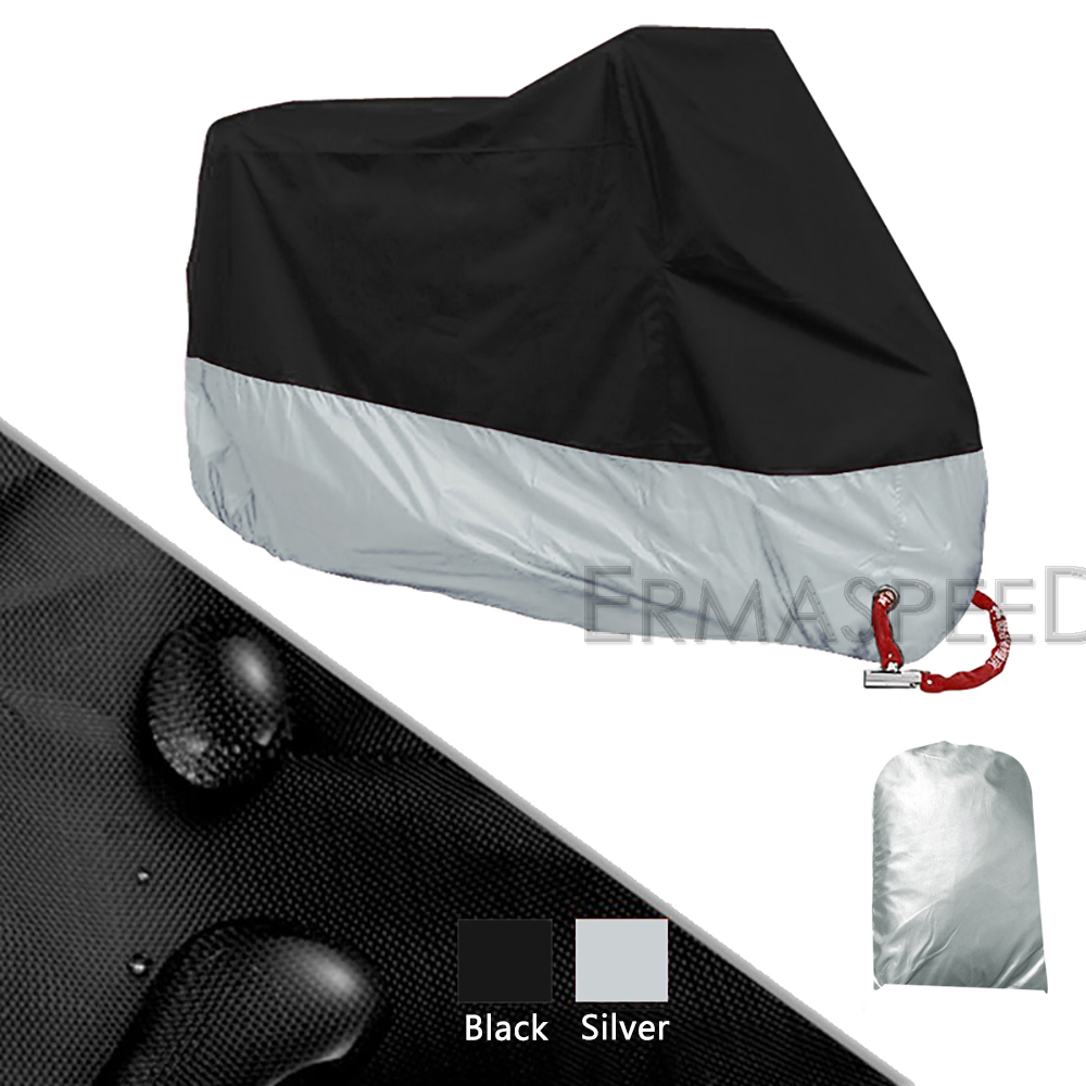 motorcycle scooter rain antidust cover (8)