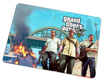 Grand Theft Auto mouse pad GRA Can be washed pad to mouse Customized mousepad gaming padmouse gamer to laptop keyboard mouse mat(China)