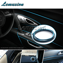 Car Interior Decoration Moulding For Lexus RX NX GS CT200H GS300 RX350 RX300 For Alfa Romeo 159 147 156 166 GT Mito Accessories(China)